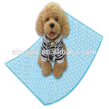 Eco-Friendly descartável absorvente Dog Mat