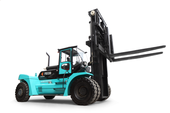 Forklift With Air Conditioner