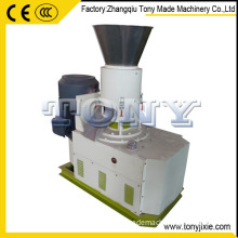 Skj-350 China Flat Die Wood Sawdust Pellet Machine Price/Wood Pellet Making Machine for Sale