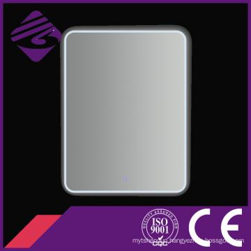 Jnh292 China Supplier Saso Rectangle Shower Waterproof LED Fogless Mirror
