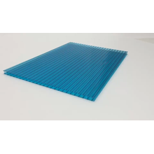 UV coating Heat insulation material Polycarbonate hollow sheet