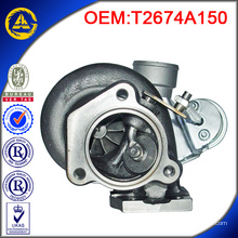 TB25 T2674A150 turbocharger for P E R K I N S P135TI engine