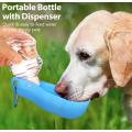 Haustier Reise Wasserflasche
