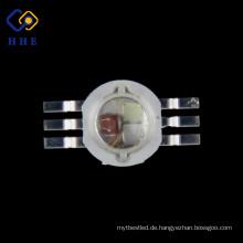 45mil RGB Chip hohe Leistung LED 6 Pin 3W RGB LED
