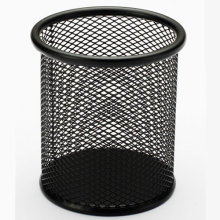 Black Mesh Pencil Holder