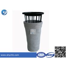 A gaiola do saco de filtro da poeira cumpre com o saco de filtro para a indústria química
