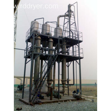 industrial wastewater evaporators