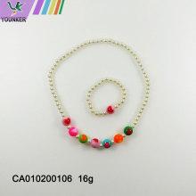 Bijoux enfant imitation perle