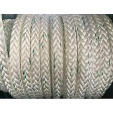 Cuerda de nylon de la cuerda del poliéster de la cuerda de los PP de 12 cuerdas Cuerda de nylon