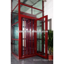 vvvf traction Passenger home elevator for sale
