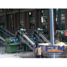 Long Durability Complete Briquetting Plant/Large Capacity Coal Briquettes Pressing Plant With 15t/h