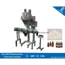 Máquina de enchimento de pó de café Auger com pesador