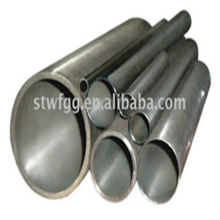 tuyau d'acier sans couture galvanisé