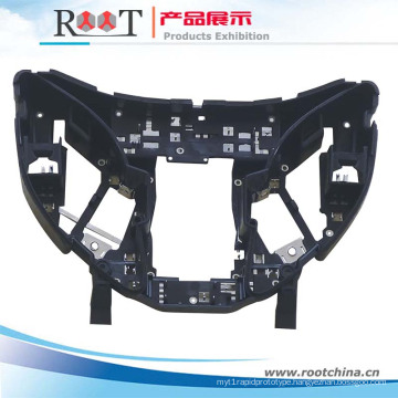 Plastic Parts with Metal Insert