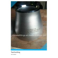 Acero inoxidable ASTM B16.9 310S Reductor de accesorios de tubería