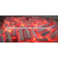 Long time burning hexagon briquette BBQ charcoal