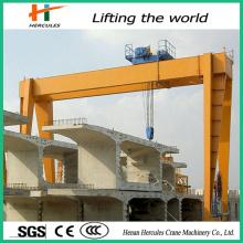 Guindaste de pórtico de 20t máquina de elevação de construção popular