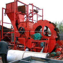 Lavadora de arena de sílice para la planta de lavado de arena de sílice