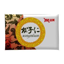 Сумка из кедрового ореха / Сумка с сушеными продуктами / Пластиковый пакет