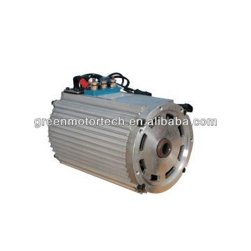 Vollständig eingeschlossener Wechselstrom-Elektrofahrzeugmotor
