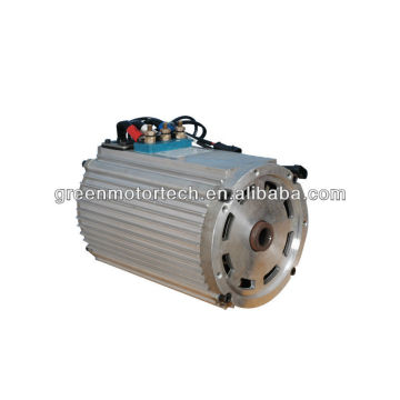 Motor trifásico de vehículo eléctrico de CA