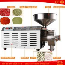 Preço industrial industrial da máquina do moedor do pimentão do café de sal elétrico