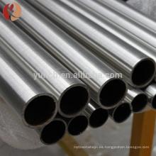 Nuevo diseño ti-6al-4v Gr1 tubo de titanio utilizado para cuadro de bicicleta