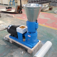 Flat Die Type Animal Feed Pellet Mill Machine