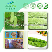 Natural Bitter Melon Leaf Extract Powder 1%-20% Charantin 10:1 4:1 High Quality CAS: 57126-62-2