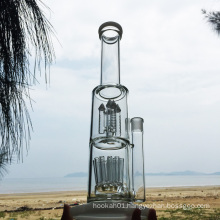 The Trail Blazers Rocket Style Glass Water Pipes (ES-GB-275)