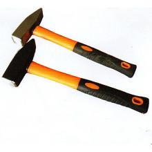 Tipo francés maquinista martillo con mango de plástico-capa (SD112)
