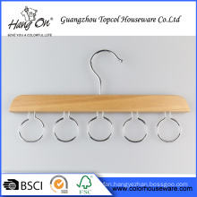 wooden hanger for Tie/Belt/Scarf