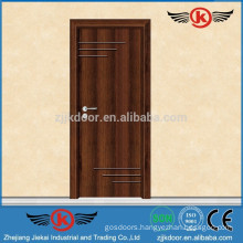 JK-W9043 Best Selling Single Wooden Door Design