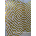 Gold Mosaic, Pattern Mosaic Art Mosaic Wall Tile (HMP648)