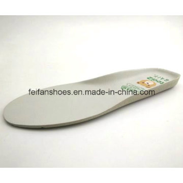 Alta qualidade palmilha antibacteriana prova de mofo para os sapatos de vestido dos homens (ff809-1)