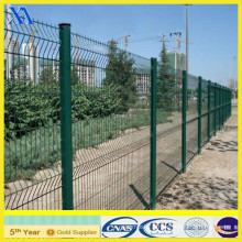 PVC Coated Iron Wire Fence