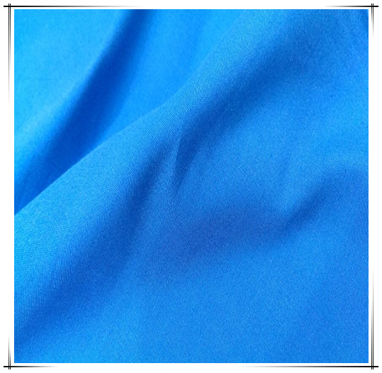 Combed Cotton Spandex Dyed Fabric For Garment
