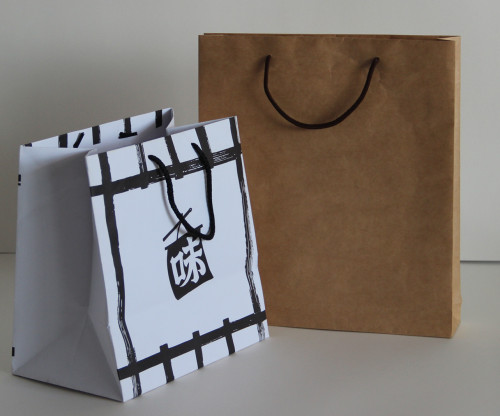 Promtional paper bags