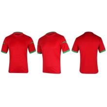 कस्टम स्पेन फुटबॉल शर्ट सस्ते सॉकर जर्सी थोक फुटबॉल वर्दी चीन से