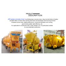 Jzm Series Price of Concrete Mixer, Máquina mezcladora de concreto