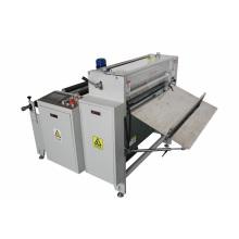 Machine de découpe automatique en feuille de cuivre / aluminium