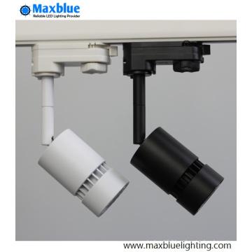 6W alta CRI 90ra lámpara COB CREE LED Track