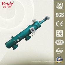 Filtre autonettoyant horizontal en acier inoxydable