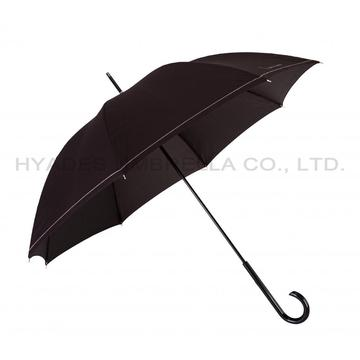 Frauen Handbuch Open Straight Umbrella