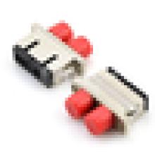 FC-SC Hybrid Simplex / Duplex Singlemode / Multimode Copper Fiber Adapter