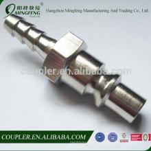 Шланг хвост Аро Тип продетый нитку нержавеющей сталью штуцер трубы