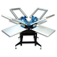 rótulo de caneca tela máquina de impressão