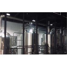 Getränkeverarbeitungs-Maschinerie des Edelstahl-304