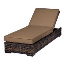 Wicker Garden Hotel Outdoor Rattan Beach Chair Pool Sunlounger