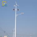 luz solar de la calle del regulador híbrido del viento